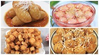 NGỌT LỊM TIM những món ăn chế biến từ ĐƯỜNG | Feedy TV