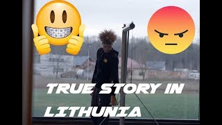 True Or False? (Shocking Facts) Lamelo ir Liangelo Ball in Lithuania