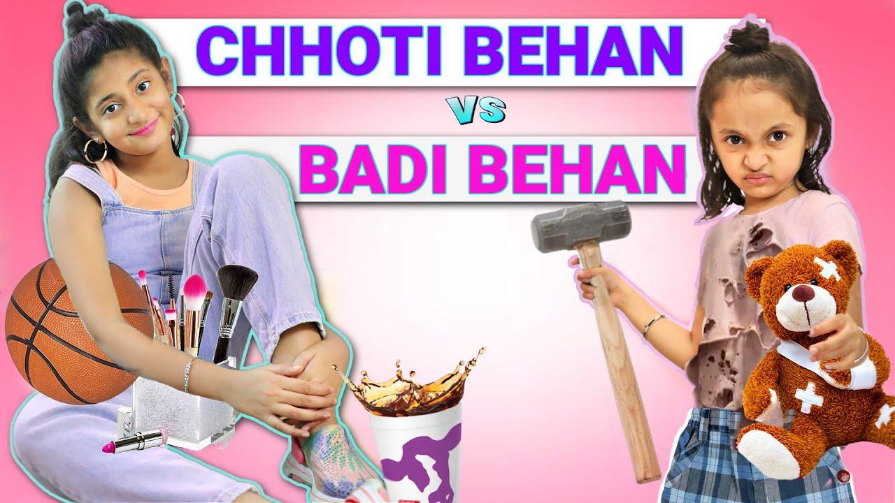 Chhoti Behan vs Badi Behan | MyMissAnand