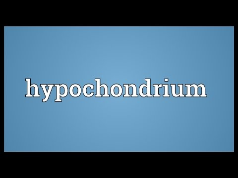 Header of hypochondrium