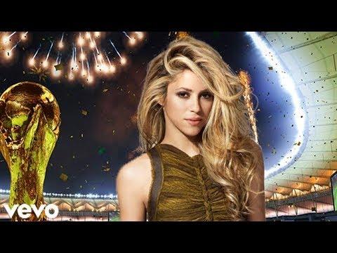 Shakira - La La La (Brazil 2014) ft. Carlinhos Brown (Version en Español )