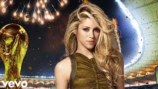 Shakira - La La La (Brazil 2014) ft. Carlinhos Brown (Version en Español )