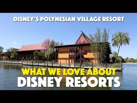 Disney's Polynesian Village Resort   What We Love About Disney Resorts
