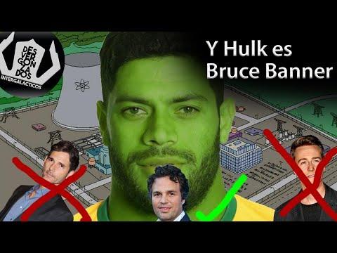 Y Hulk es Bruce Banner - Desvergonzados Intergalácticos