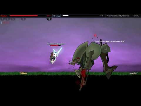 Прохождение игры Взрыв плазмы 2  (Plazma Burst 2)
