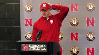 HOL HD: Scott Frost spring game postgame