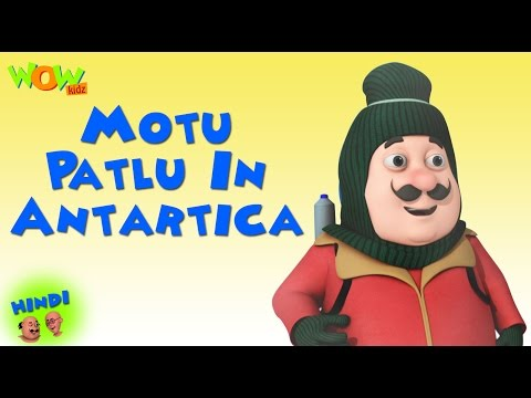 Motu Patlu In Antartica | Motu Patlu | ENGLISH, SPANISH & FRENCH SUBTITLES! - As seen on Nick thumbnail