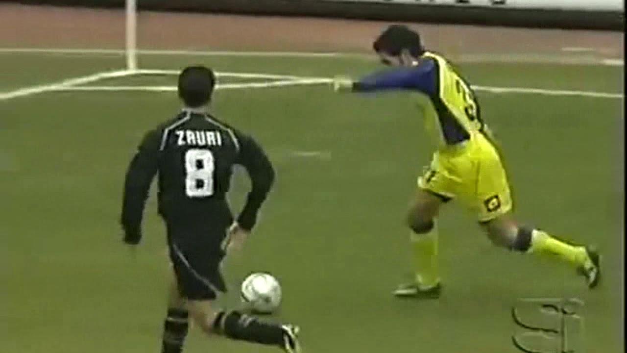 Chievo 0-1 Lazio - Campionato 2004/05 - YouTube