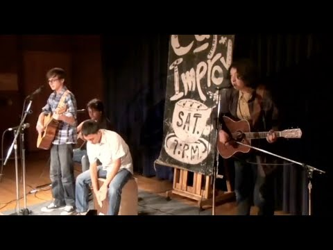 The Fusions Entire Performance At Cafe Improv In Princeton,