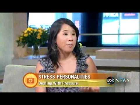 defining stress personalities (week 5)