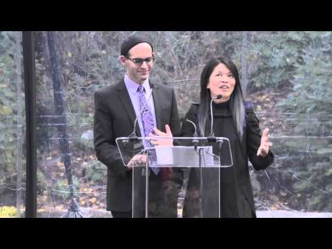2014 World AIDS Day Observance - Judd & Pam
