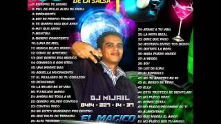55 acidos de la salsa volumen 1 Deejay Mijail El Magico De La Salsa