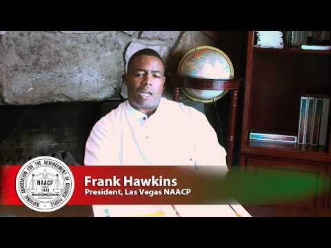 Frank Hawkins Las Vegas NAACP President