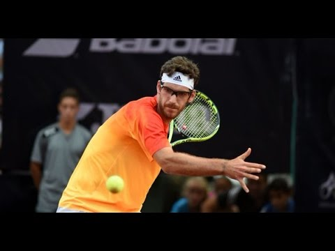 Gerald Melzer Vs. Axel Michon | Final Challenger Mendoza 2016 [Highlights]