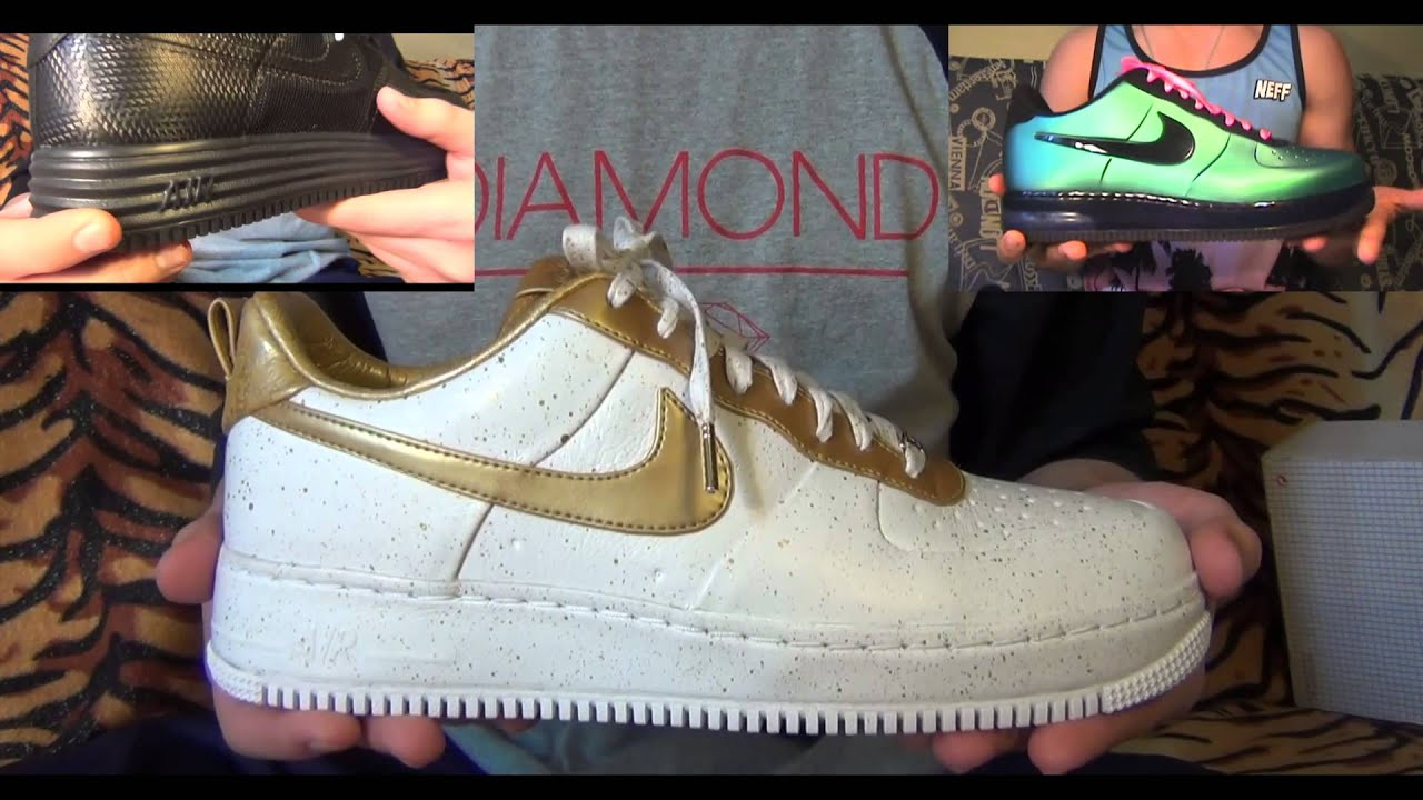 hot sale online 68e7e d3a47 Видеообзор Nike Air Force 1 Low Supreme I 0 TZ
