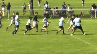 Banco Rugby Club M-13 vs Neuquén Rugby - Patagónico 2015 - 02