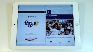 Как вывести две вкладки на экран в Safari iOS 10(, 2016-06-14T19:08:54.000Z)