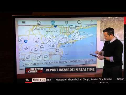 The Weather Channel Explains Hazard Reporting