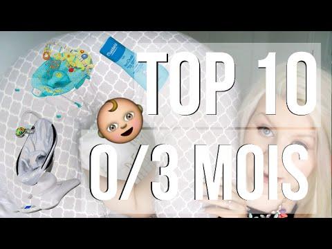 TOP 10 articles bébé 0-3 MOIS //  + Critères pour chacun !