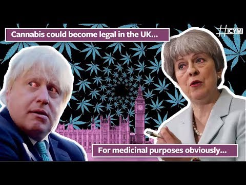 Cannabis to become legal in the UK?