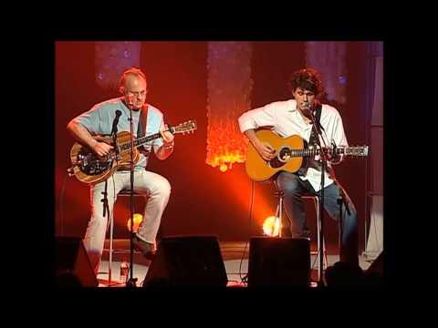 Free Fallin' - John Mayer and Robbie McIntosh (Secret Show)