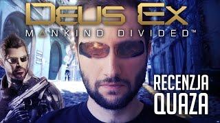 Deus Ex: Mankind Divided - recenzja quaza