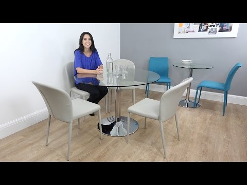 Modern Round Gl Dining Tables Uk