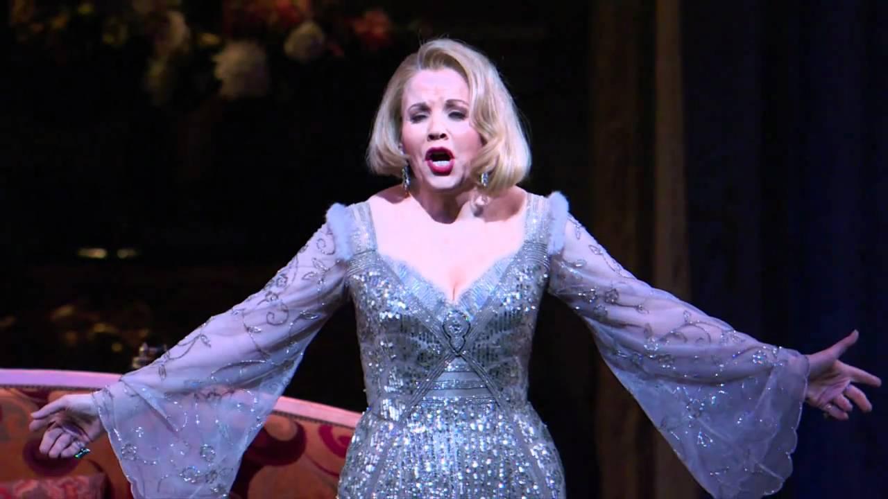 Capriccio: Excerpt from Final Scene -- Renée Fleming (Met Opera)