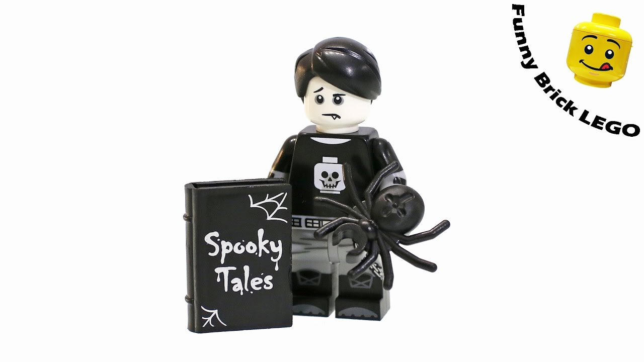 Minifigure Series 16 71013 Lego Spooky Boy