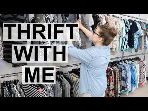 THRIFT WITH ME   LOCAL THRIFT STORES