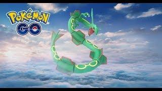 Noticias de Pokémon Go - Fin de semana especial con Rayquaza