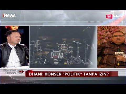 "TEGAS! Razman Arif: Konser ""Tribute to Ahmad Dhani"" Tak Ada Unsur Politik - Special Report 11/03"