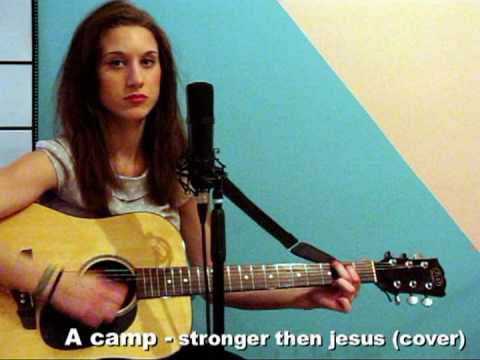 Stronger than jesus (cover)