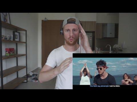 Orkun Işıtmak - Despacito Parodi // YOUTUBER REACTION