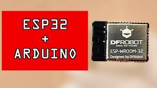 Arduino IDE + Minimal HW Setup for ESP-WROOM-32 | ESP32 from DFRobot.com