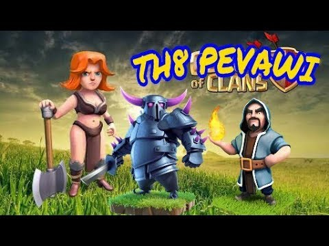 TH 8 PEVAWI ATTACK STRATEGY