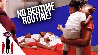 Trouble Getting The Kids To Bed | Supernanny USA