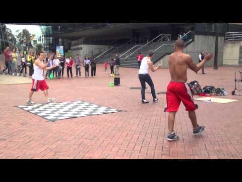 Street Dance in Sydney