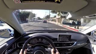 2014 Audi S6 S-Tronic - WR TV POV Test Drive (City)