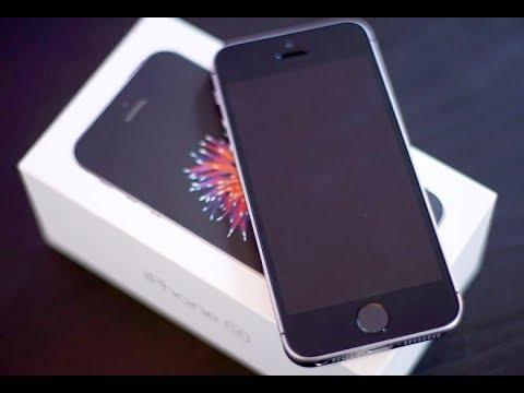 IPHONE SE UNBOXING (Straight Talk)