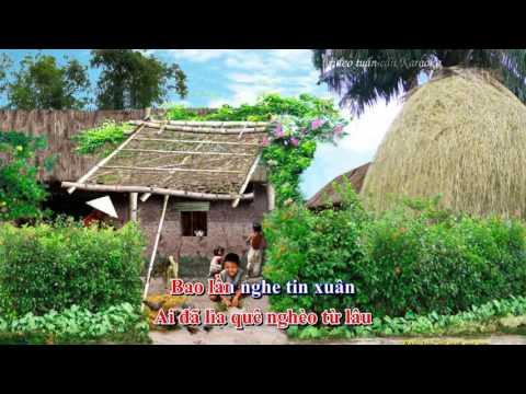 Nhớ Về Một Mùa Xuân Karaoke - Beat Gốc Quang Lê