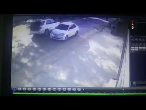 Punjab Jailbreak: CCTV Footage From A Shop Near Nabha High Security Jail