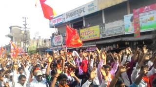 Ram Navami Nanded 1.25lakh Hindus on street
