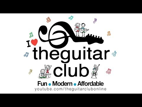 ► Guitar for Kids - 5 FUN SONGS