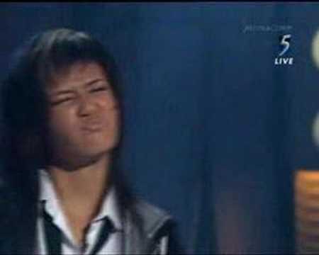 singapore idol - Rahimah Rahim (Don't Speak)
