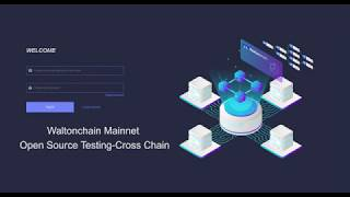 Waltonchain Mainnet Open Source Testing-Cross Chain
