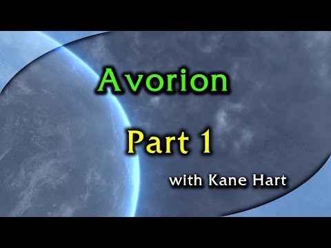 Avorion - Part 1 - Getting Started & Building Our First Ship + Tutorial!