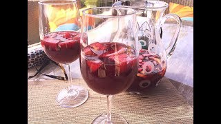 Spanish Sangria Recipe - Best Summer Sangria! - Episode #232