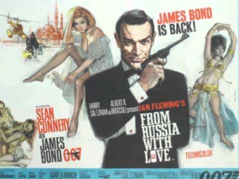 James Bond - English groupwork