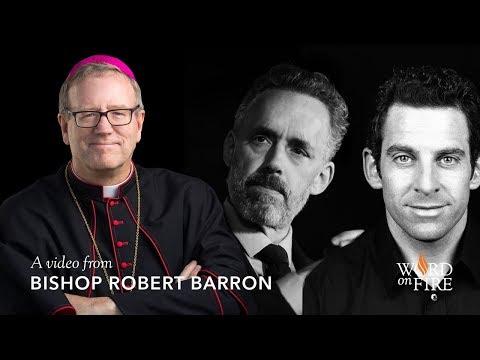 Bishop Barron on Jordan Peterson and Sam Harris